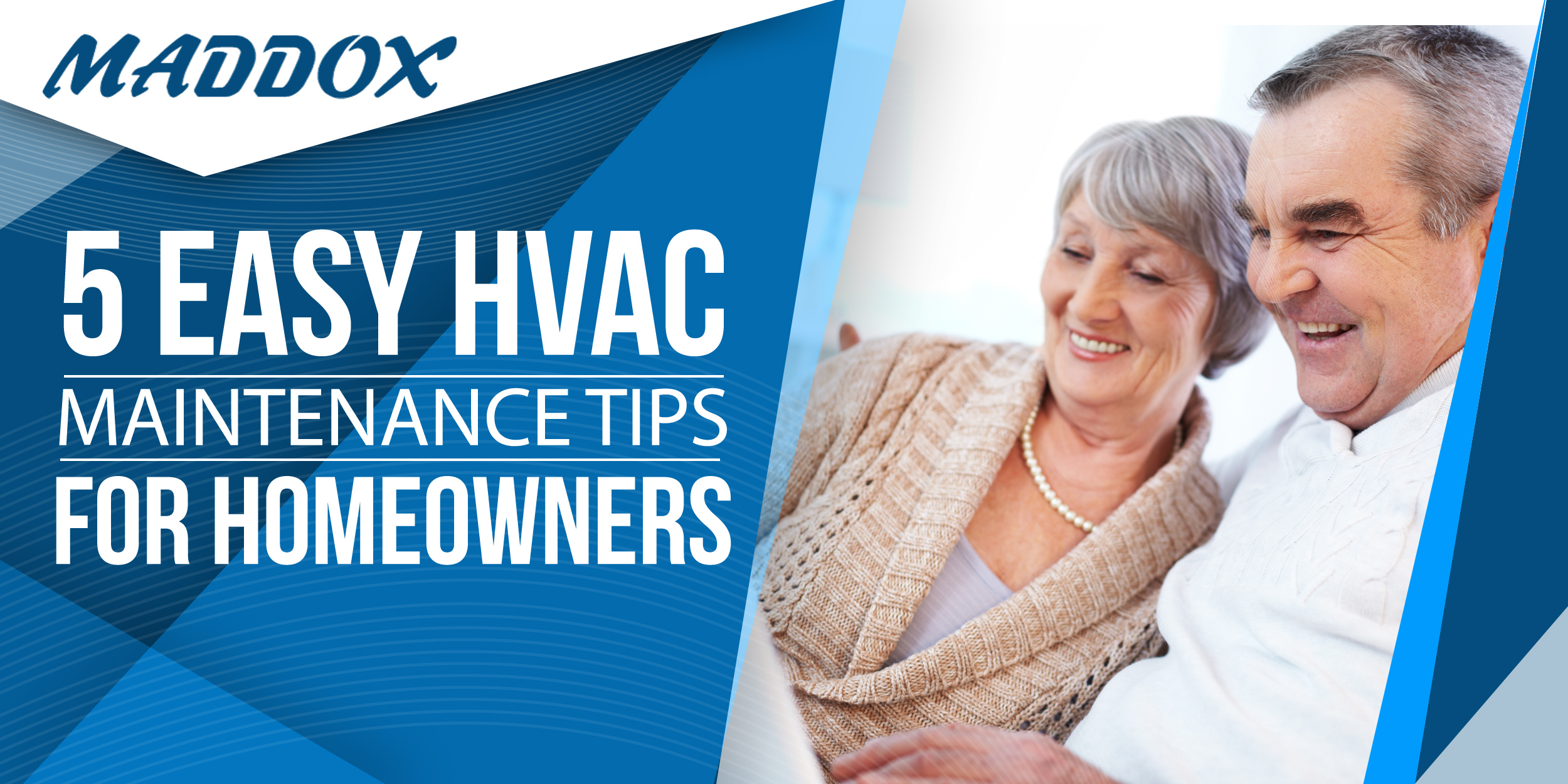 5 Easy HVAC Maintenance Tips For Homeowners