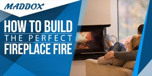 How To Build The Perfect Fireplace Fire