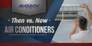 Then Vs Now: Air Conditioners