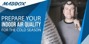 Prepare Your Indoor Air Quality for the Cold Season