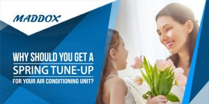 Why Should You Get A Spring Tune-Up for your Air Conditioning Unit?